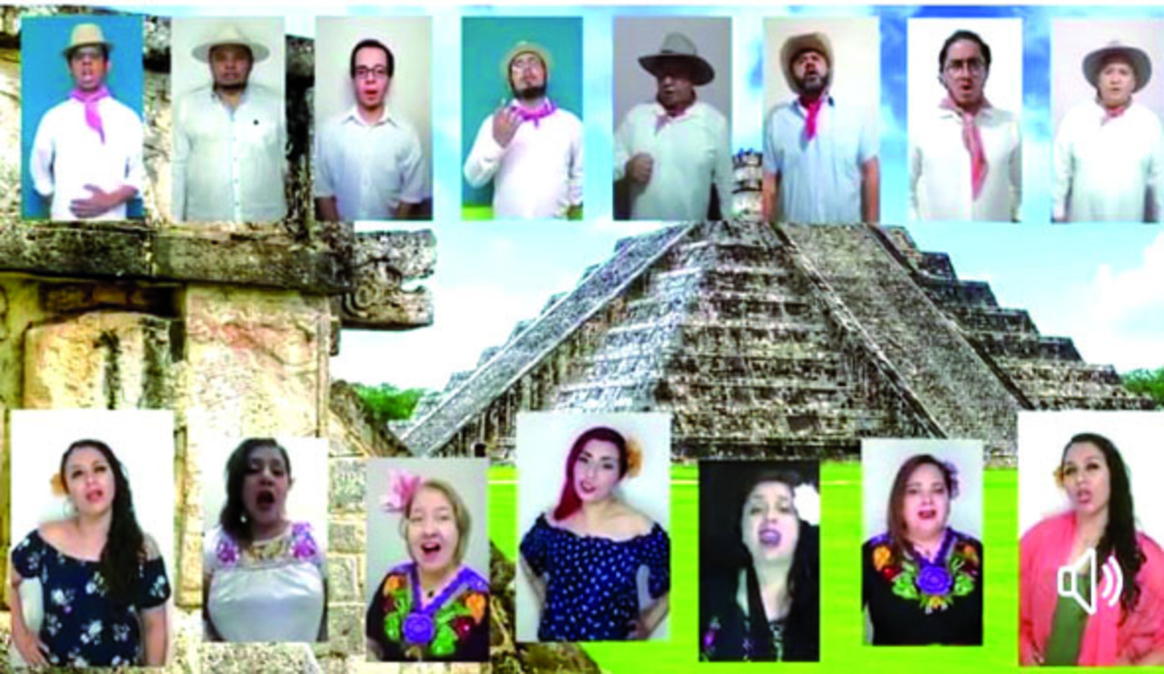 Invitan a coro virtual de la escuela Silvestre Revueltas