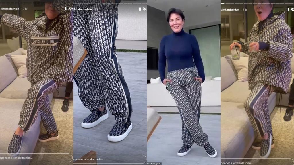 Kim Kardashian se burla de Dior