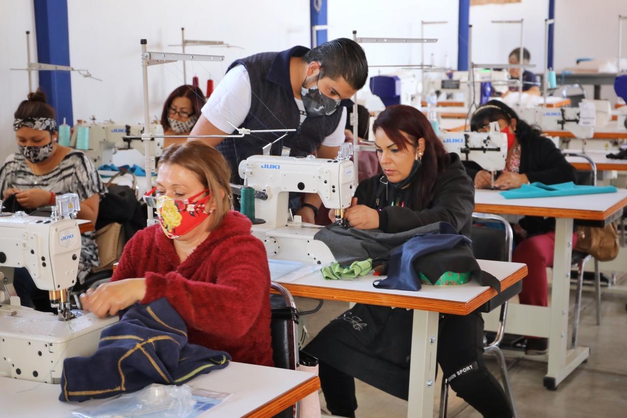Abrirá DIF Estatal dos talleres más de costura