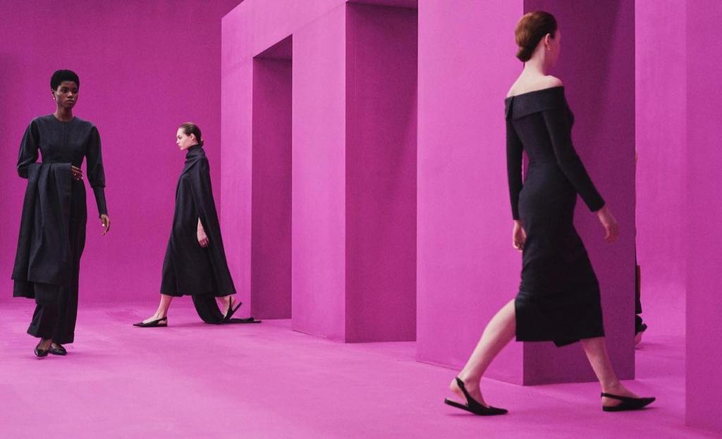 El escapismo inspira la moda en Londres