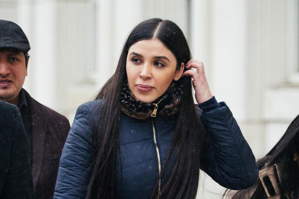 AMLO vincula arresto de Emma Coronel con García Luna