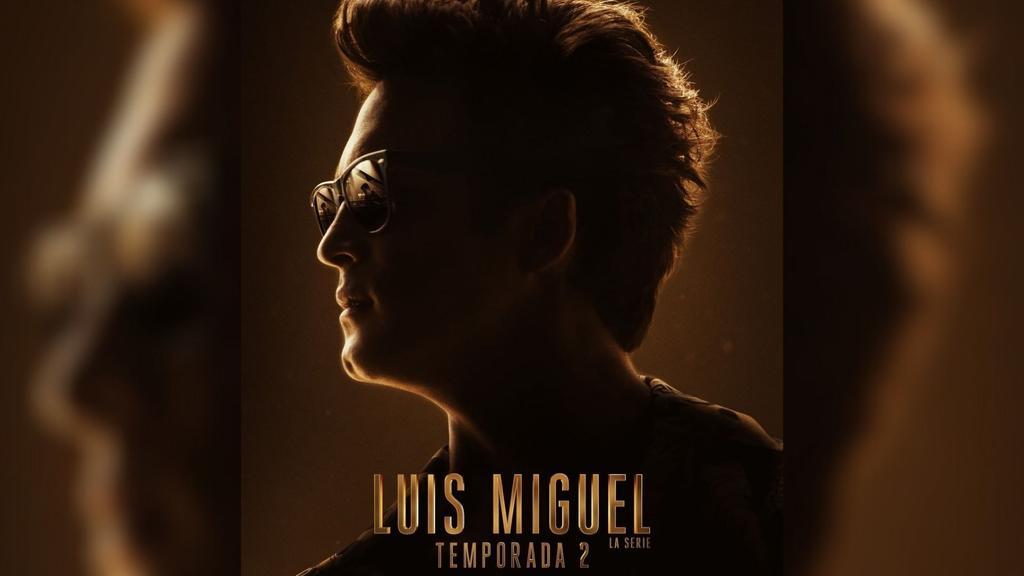 Luis Miguel, la serie 2T ya tiene fecha de estreno en Netflix