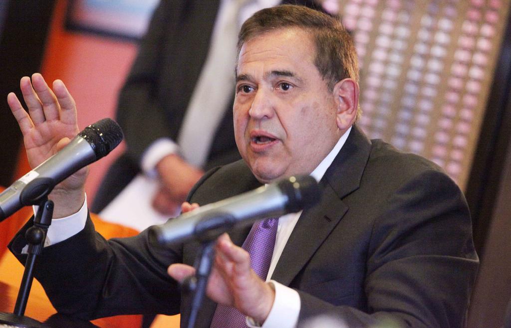Juez concede a Alonso Ancira suspensión definitiva a prisión preventiva