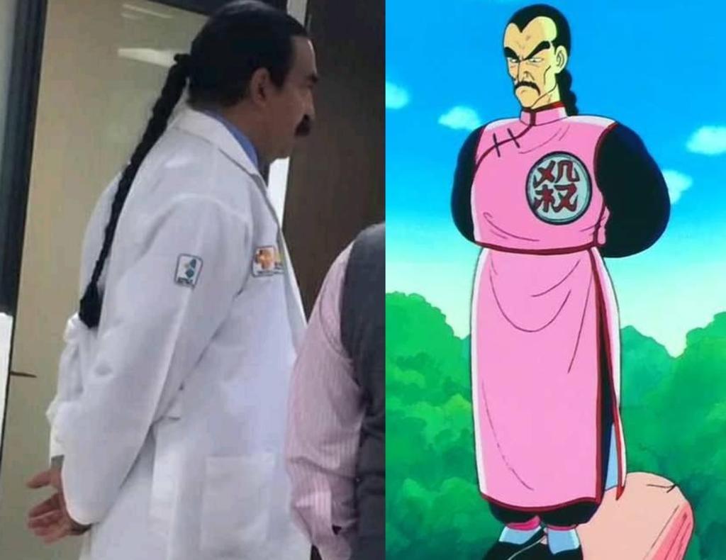 Doctor se vuelve viral por su 'parecido' con 'Tao Pai Pai'