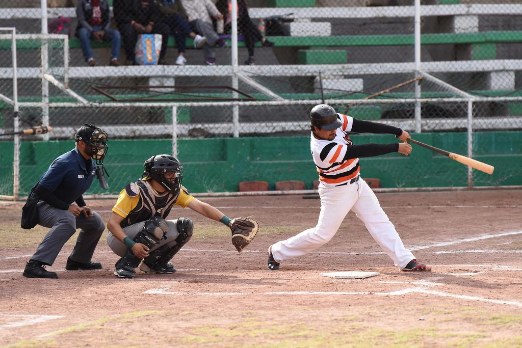 Liga de Beisbol 'Navarrete' va por su octava jornada