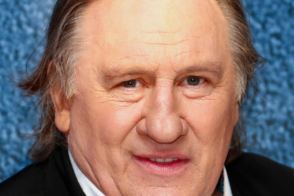 Acusan de violación y agresión sexual al actor francés, Gérard Depardieu