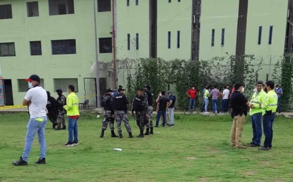Amotinamientos en cárceles de Ecuador dejan al menos 10 muertos