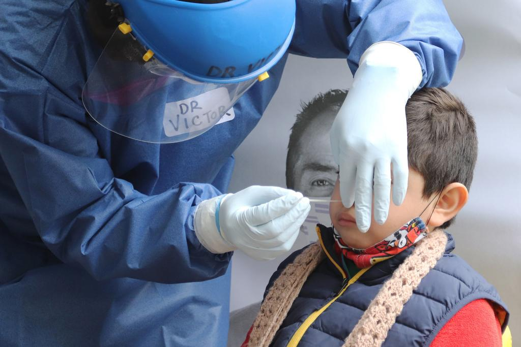 Favorece IMSS a empresa para pruebas rápidas de coronavirus en México