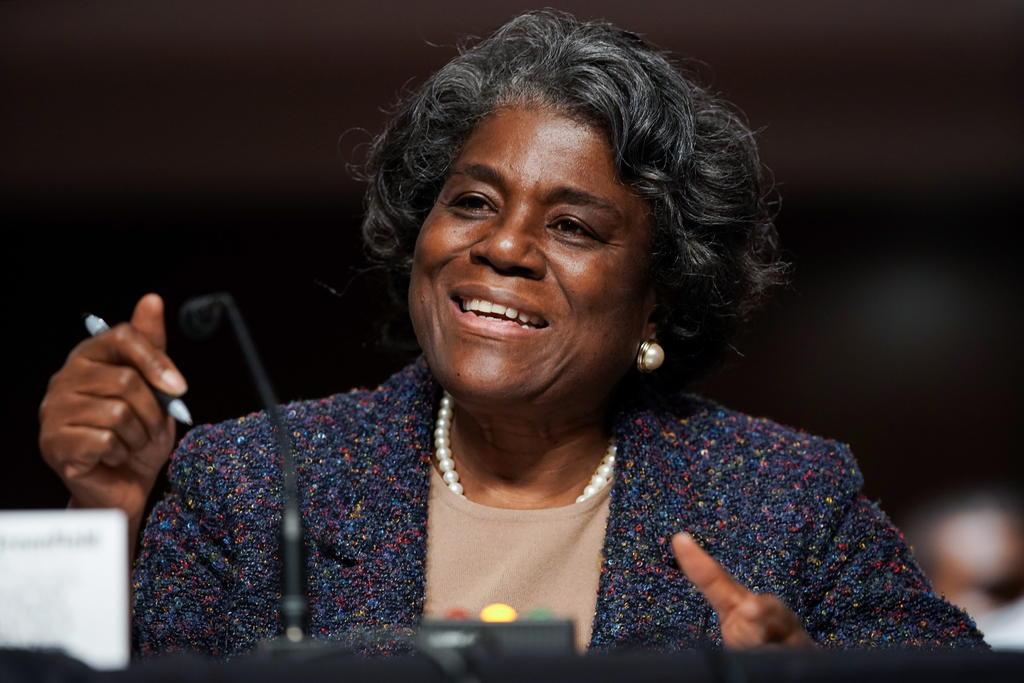 Senado de EUA confirma a Linda Thomas-Greenfield como embajadora en la ONU