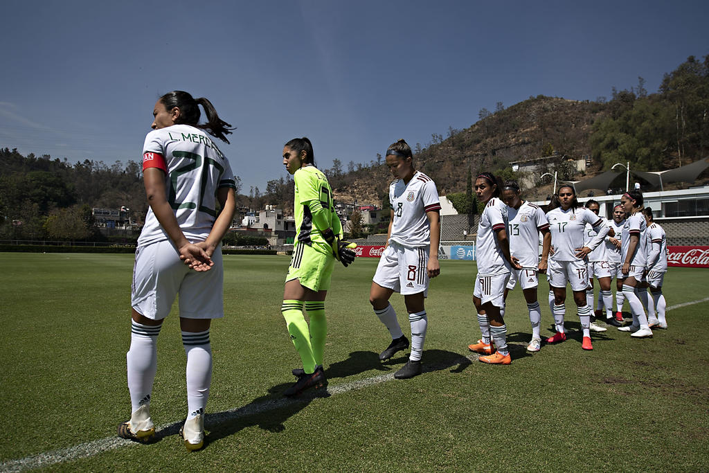 México Femenil empata sin goles en segundo duelo amistoso ante Costa Rica