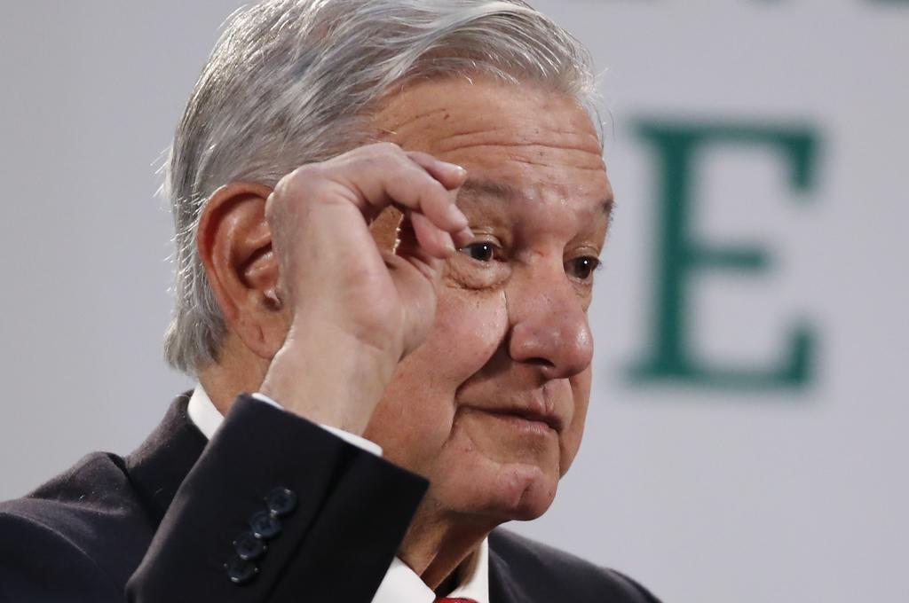 Solicitaron saber cuánto papel sanitario usaba yo: López Obrador