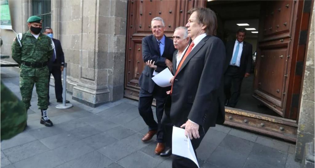 Sostiene López Obrador encuentro con Consejo Asesor Empresarial