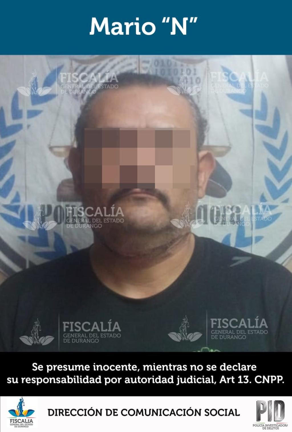 Cae sujeto acusado de homicidio en Gómez Palacio