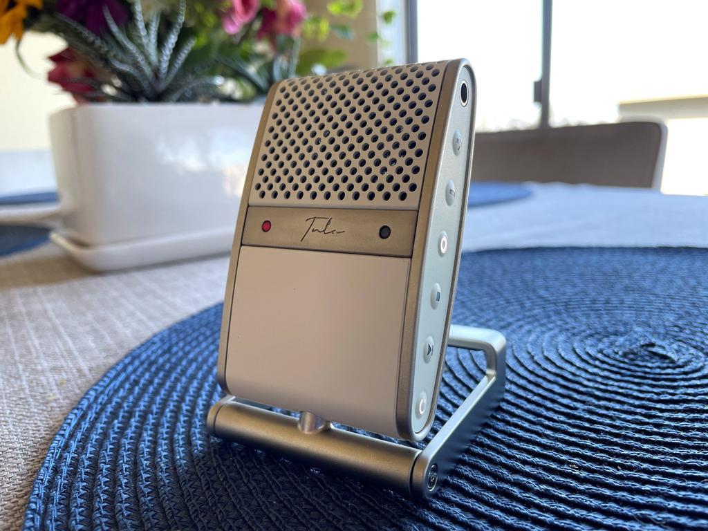 Tula Mic, un micrófono versátil para tiempos de COVID-19