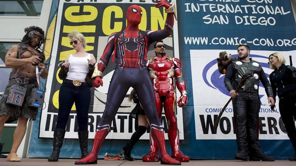 Comic-Con de San Diego anuncia segundo año sin edición presencial
