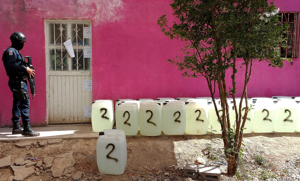 Señala DEA a México como 'mayor amenaza' en materia de tráfico de drogas a EUA