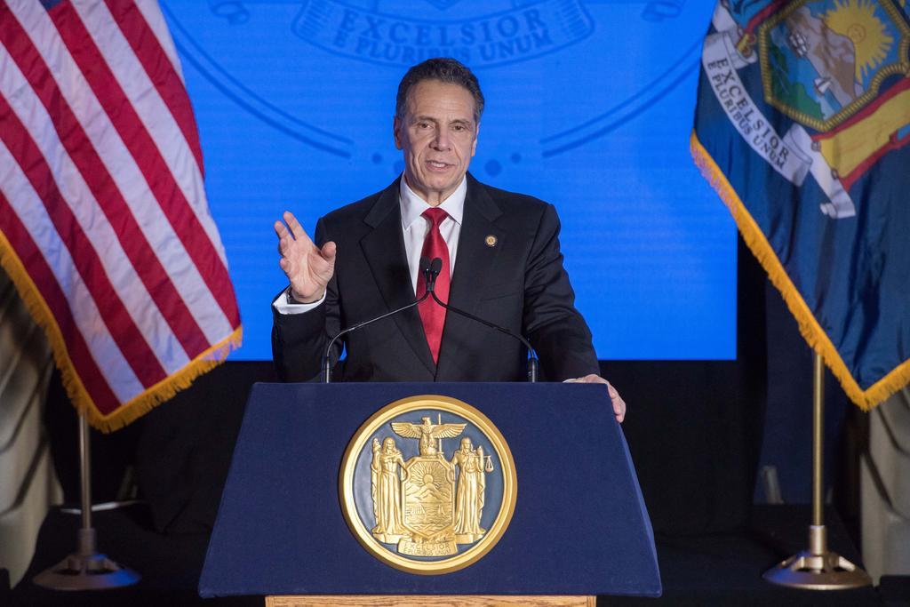 Demócratas progresistas de Nueva York piden juicio político contra Andrew Cuomo