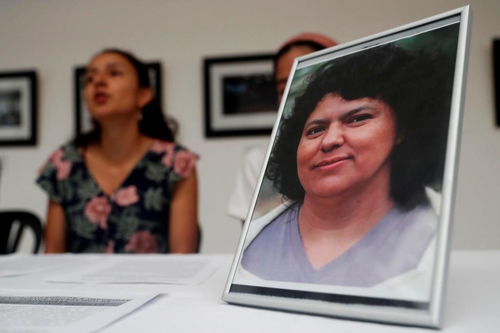 Reiteran aclarar caso Berta Cáceres