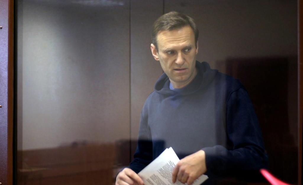 Aseguran que Navalni se encuentra en cuarentena en prisión preventiva