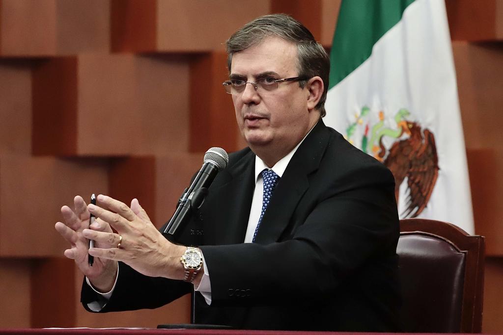 México presentará nuevo plan de seguridad a EUA, anuncia Ebrard