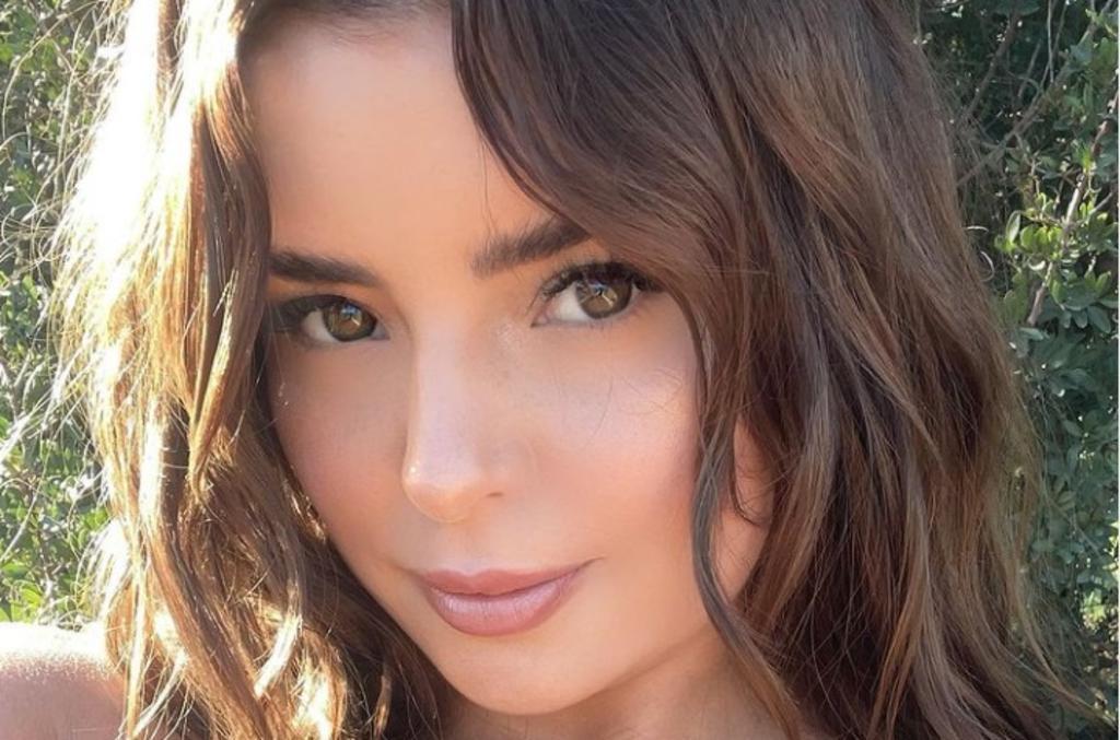 Entre encajes y transparencias, Demi Rose 'cautiva' con sus curvas en Instagram