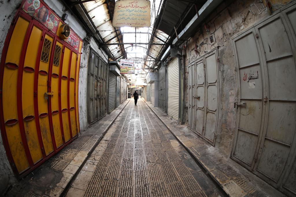 Registra Cisjordania más de 2 mil casos COVID en 24 horas