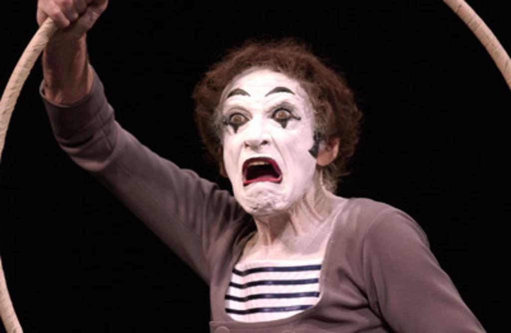 1923: Nace Marcel Marceau, célebre mimo y actor francés
