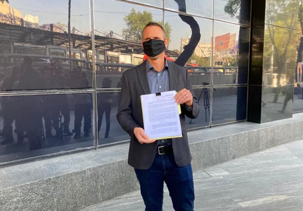 Presentan denuncia contra Alfonso Durazo en FGR por omisiones en caso LeBarón