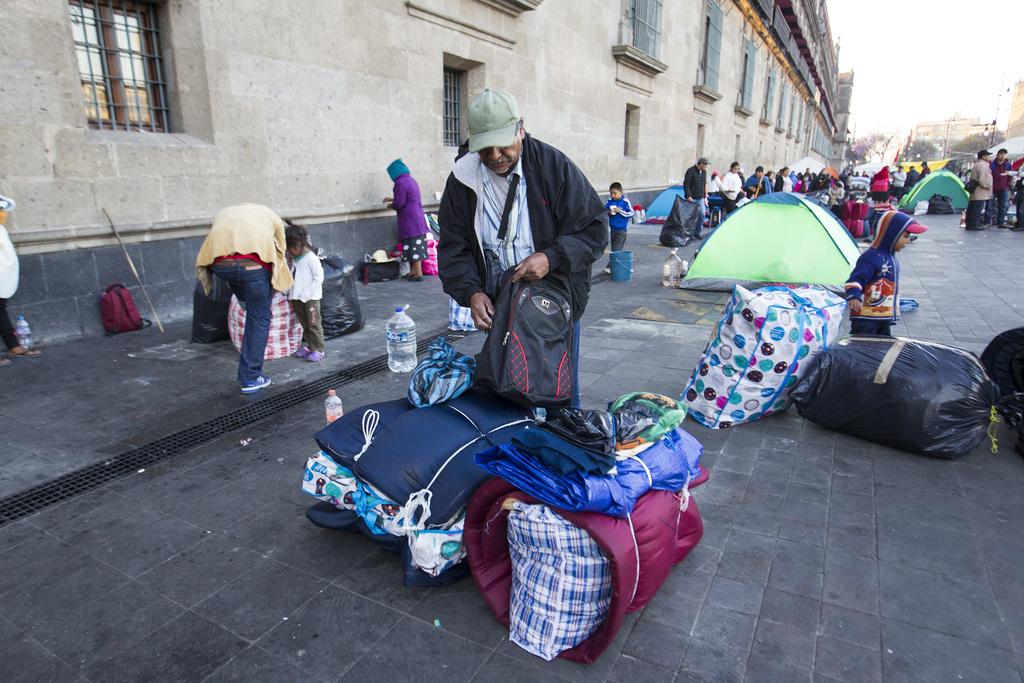 Violencia desplaza 800 personas en Guerrero