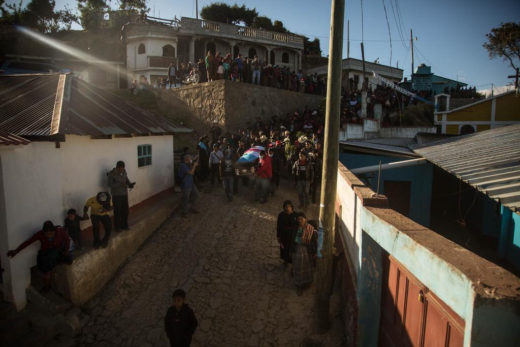 Inhuman guatemaltecos siete semanas después