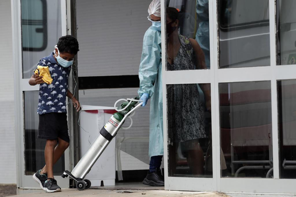 Brasil vigilará demanda por oxígeno medicinal