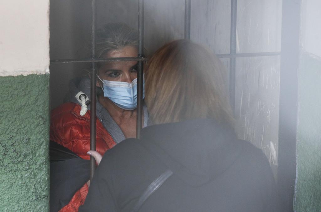 Bolivia, dividida por detención de la expresidente Jeanine Áñez