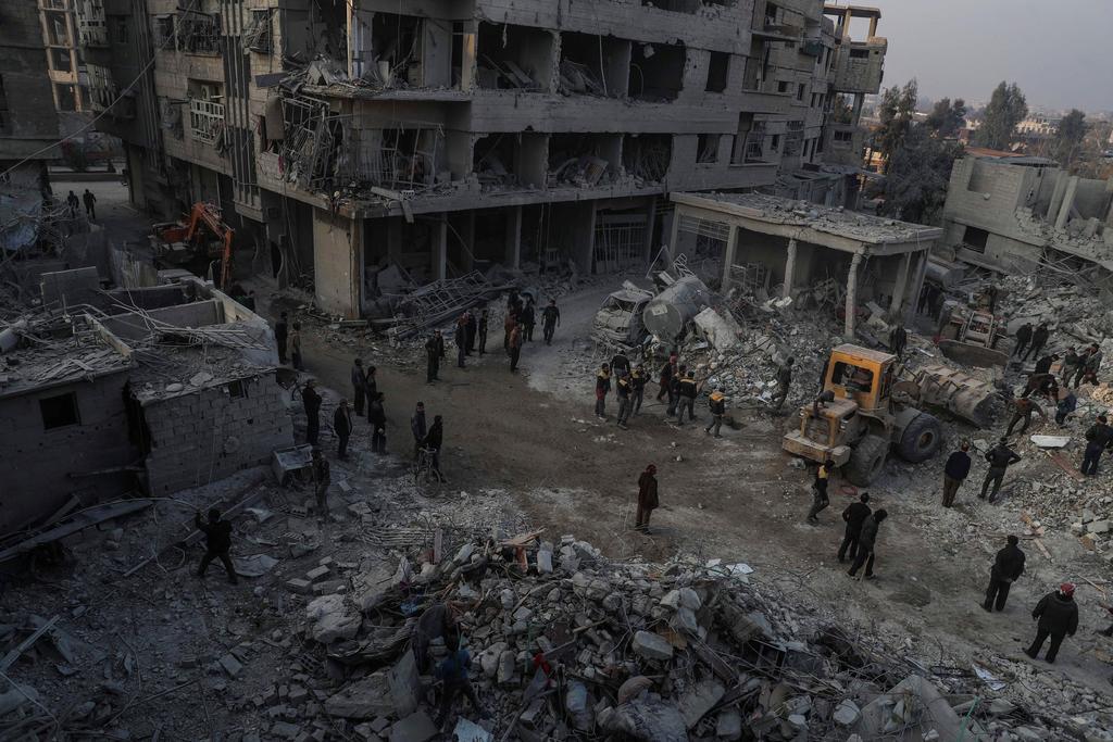 Siria, a una década del estallido; conflicto ha dejado al menos 400 mil muertos