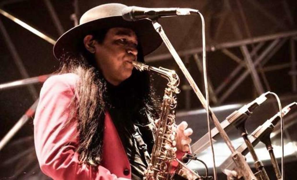 Murió Eulalio Cervantes, saxofonista de La Maldita Vecindad