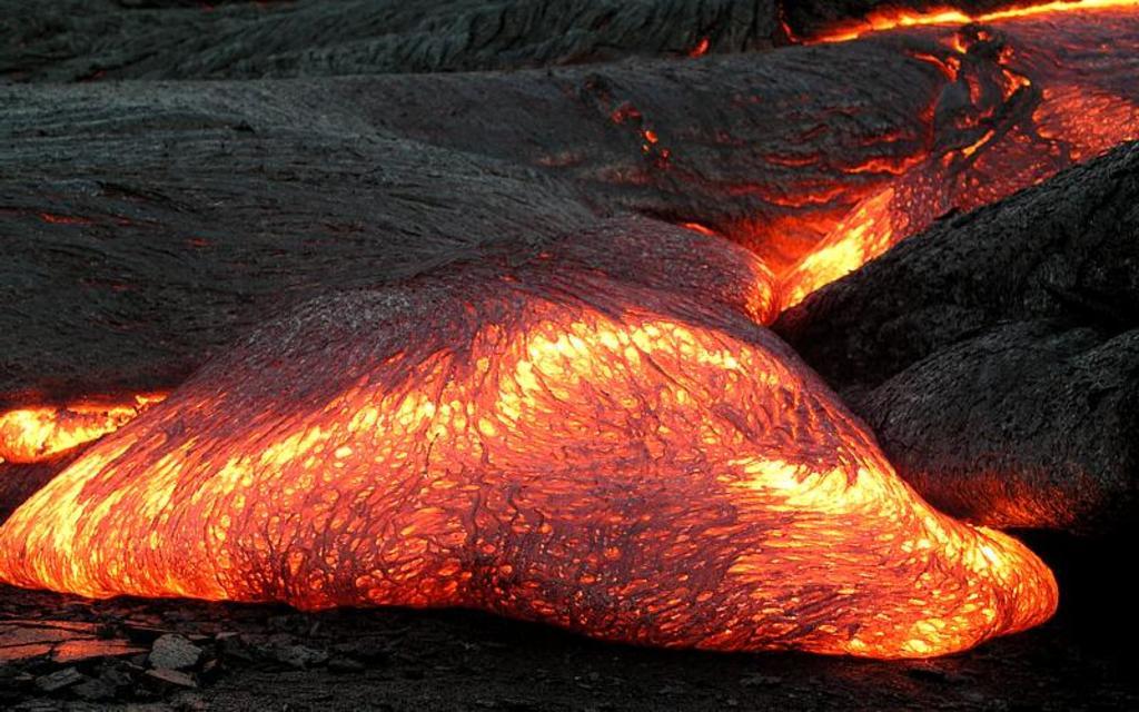 Encuentran evidencias químicas del antiguo océano de magma de la Tierra