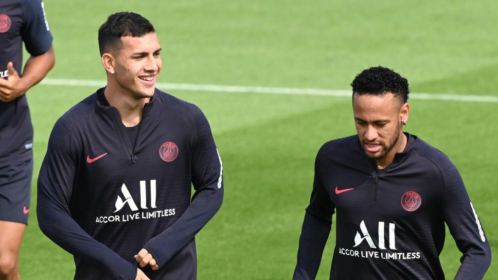 Tenemos mucha complicidad: Paredes sobre Neymar