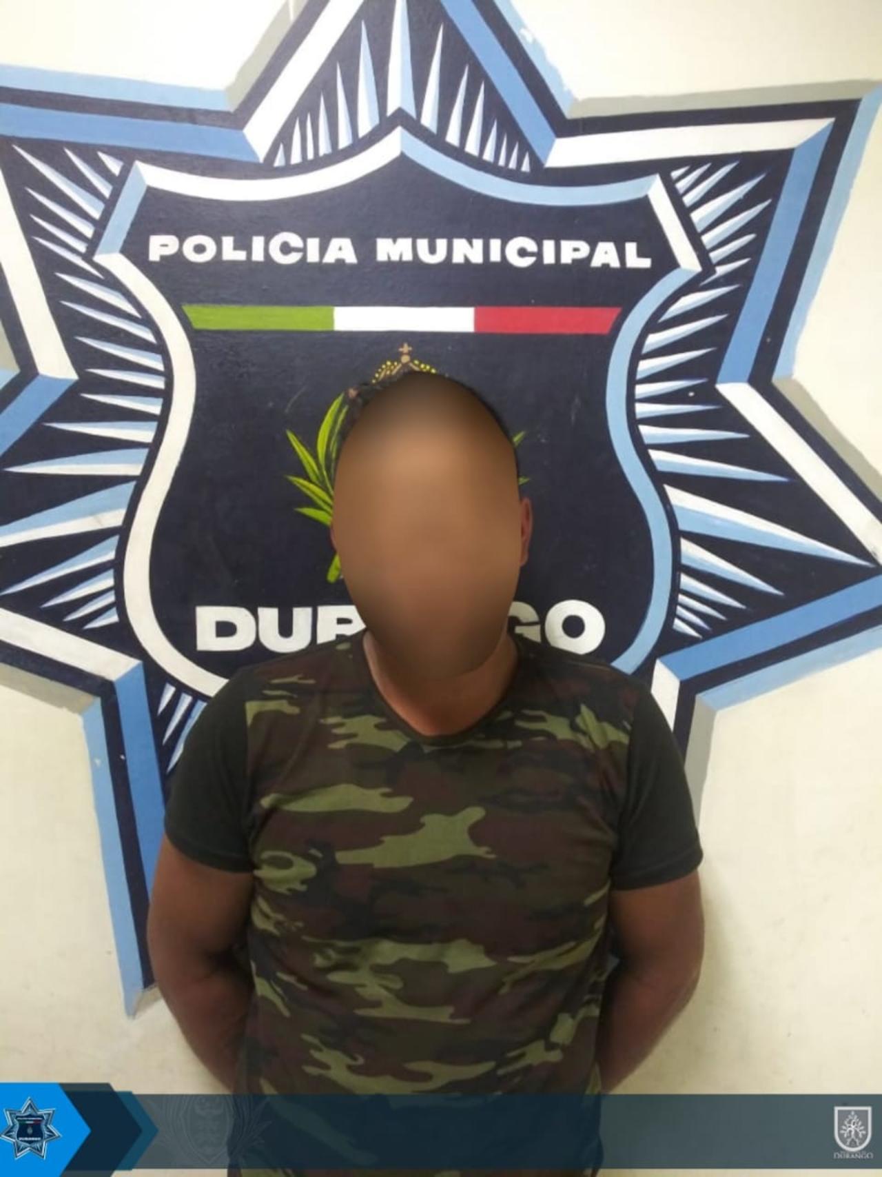 Reportan robo de motocicleta en Zona Centro y logran detenerlo
