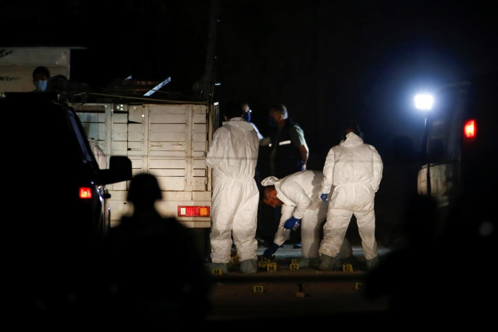 Detienen a presunto responsable del asesinato de 11 personas en Tonalá