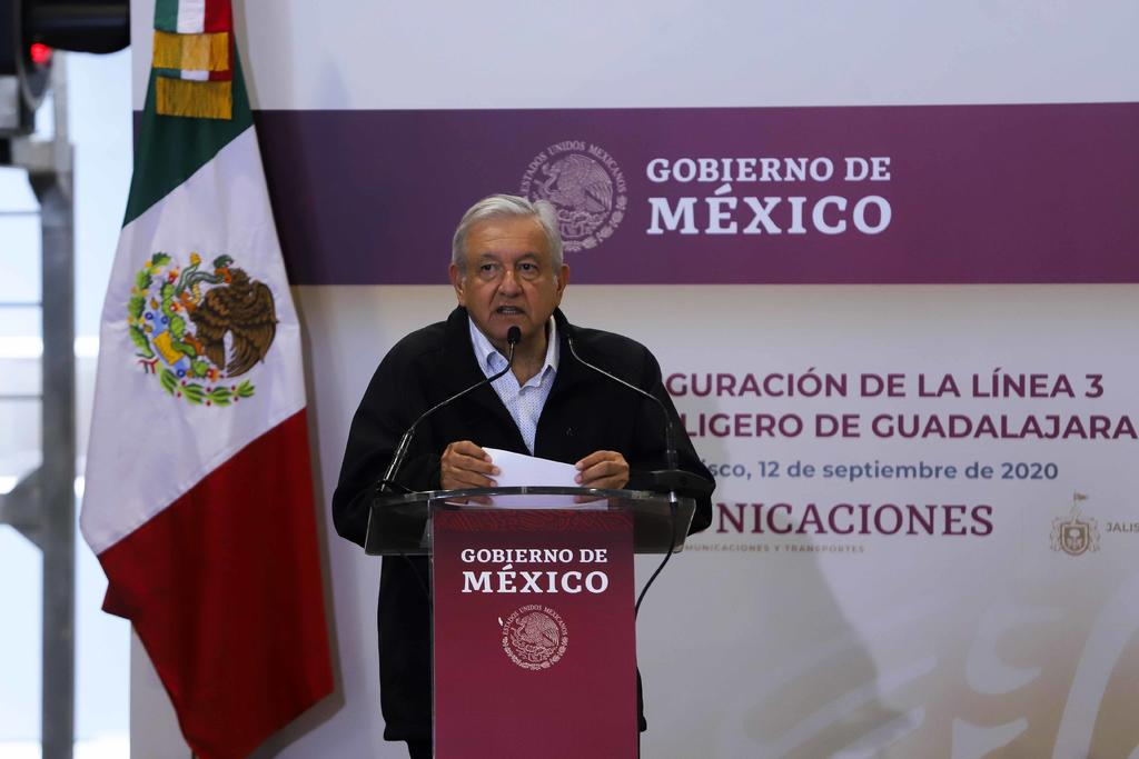 Confía López Obrador en que EUA ayudará a conseguir vacunas contra COVID