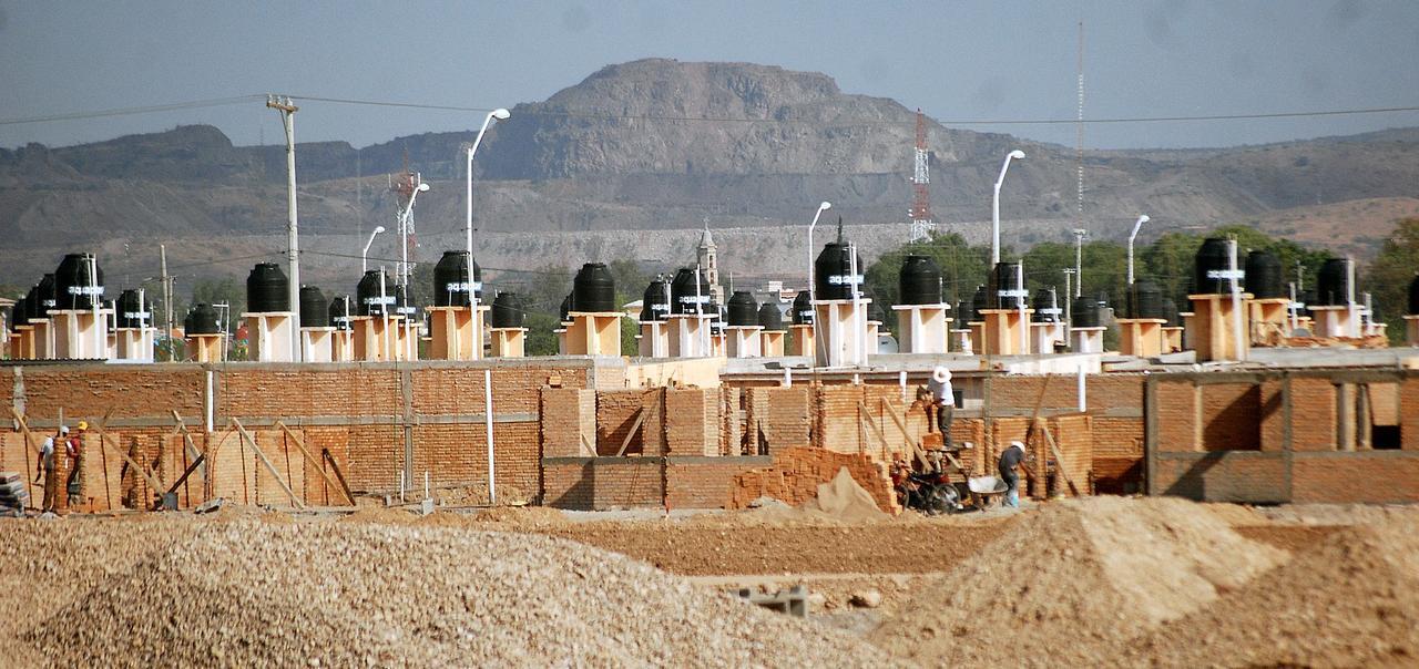 Alza en materiales aumentaría costo de vivienda un 10%