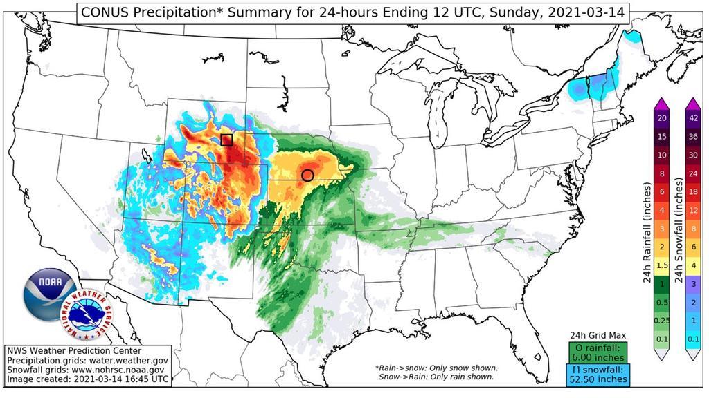 Tormenta invernal en EUA cancela miles de vuelos