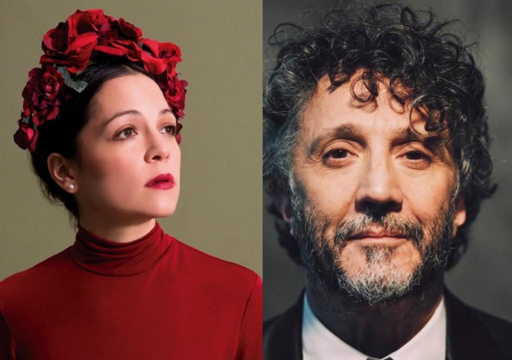 Fito Paéz y Natalia Lafourcade son reconocidos en los Grammy