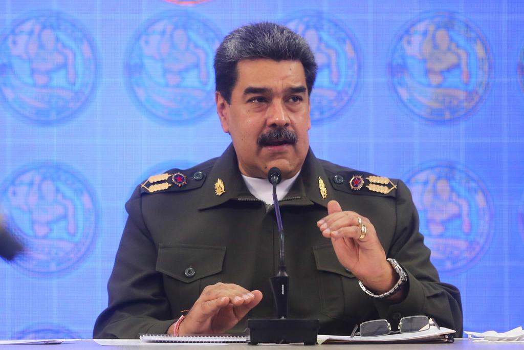 Maduro decreta un 'cerco sanitario' en Caracas, Venezuela para frenar al COVID-19
