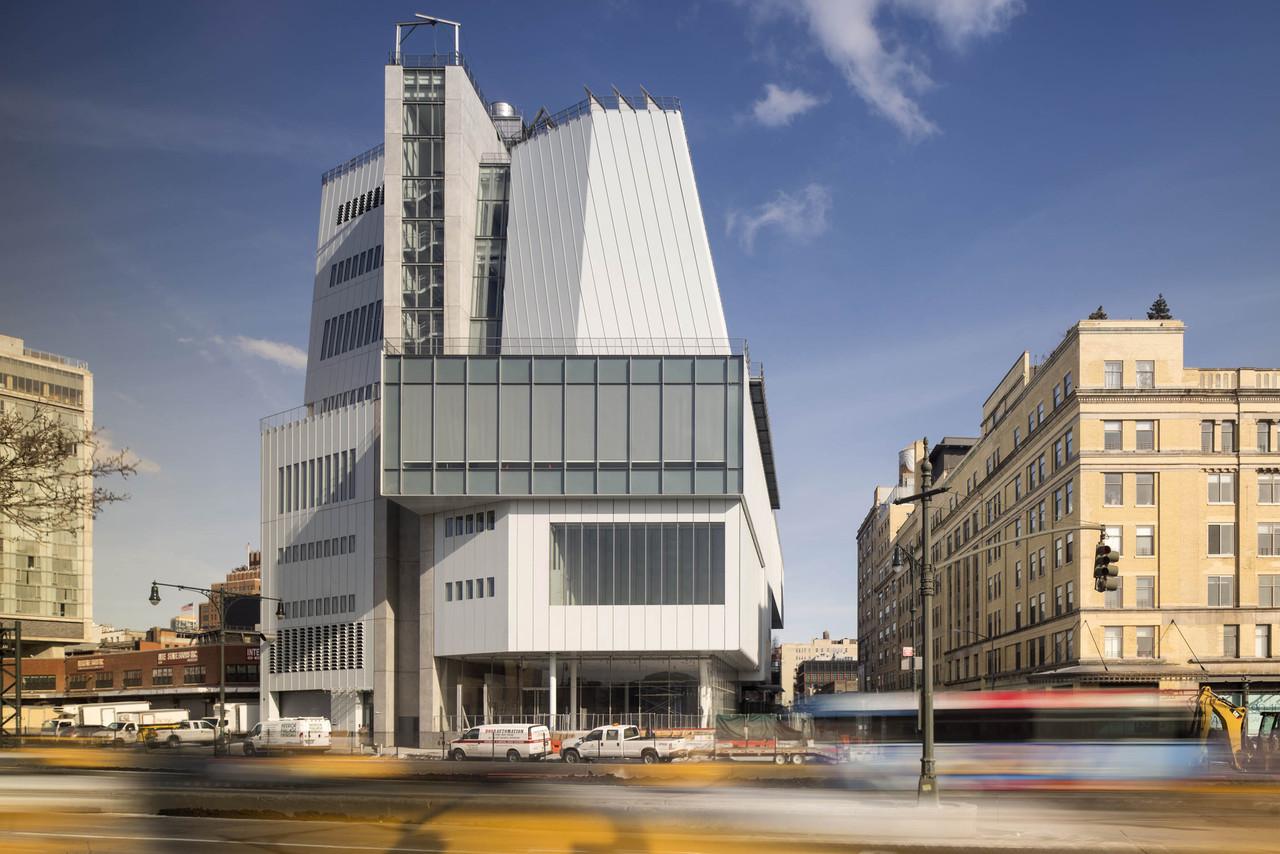 Museo Whitney presenta obra de Julie Mehretu