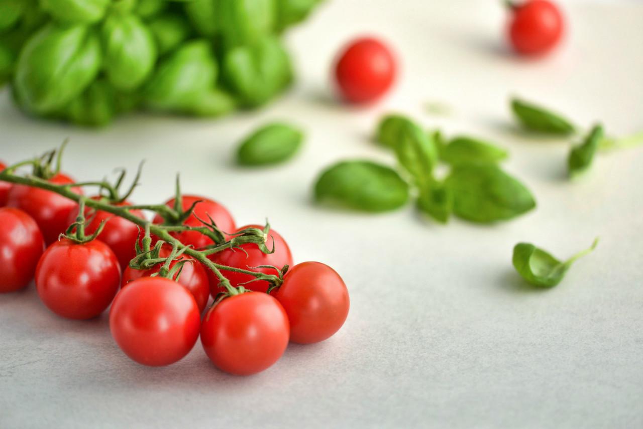 Un tomate único en su especie