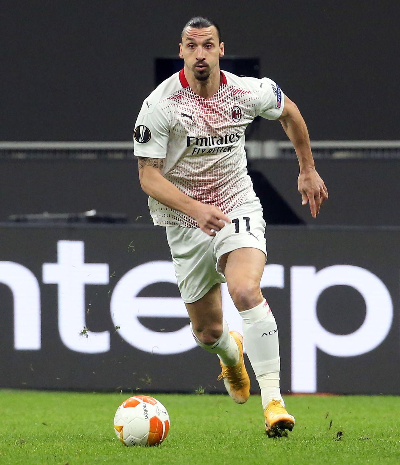 Zlatan Ibrahimovic vuelve a la selección de Suecia
