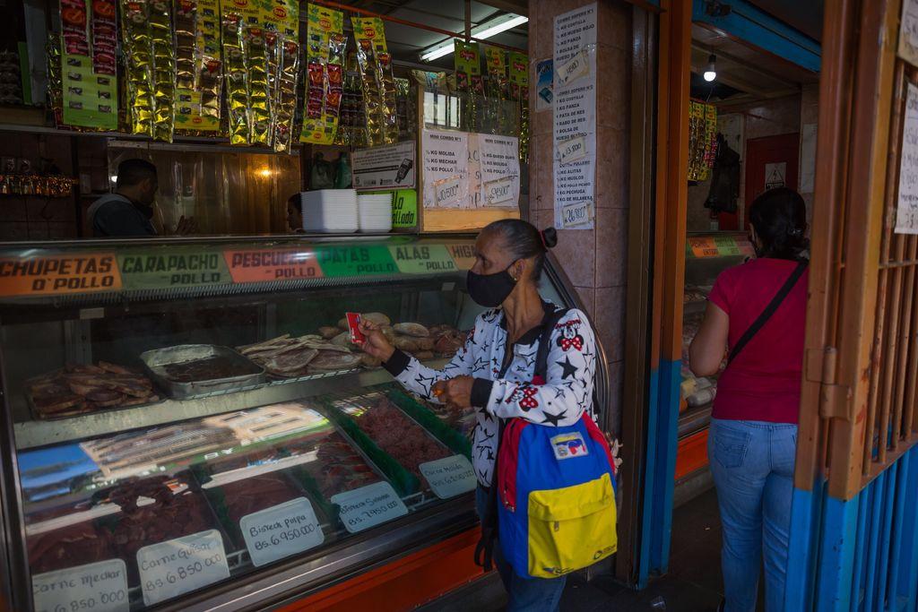 Venezuela, el país que deja de comer carne
