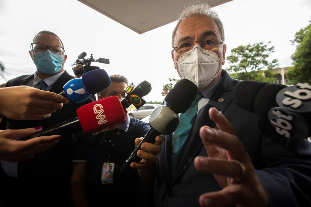 Brasil tiene su cuarto ministro de Salud