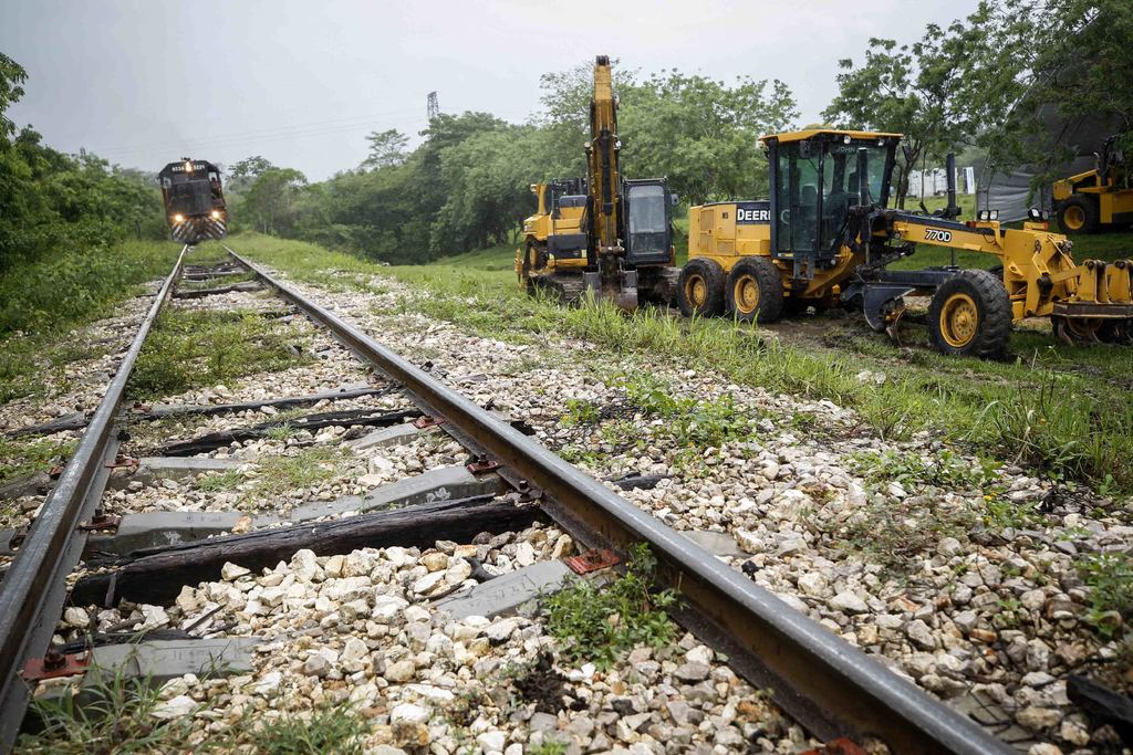Sedena será propietaria del Tren Maya: Fonatur