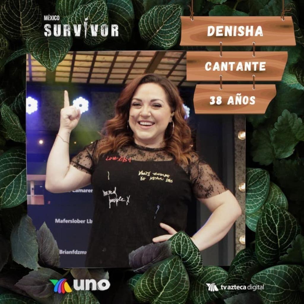 Lagunera Denisha entra a Survivor